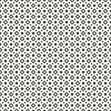 Abstract geometric dot seamless pattern Stock Images
