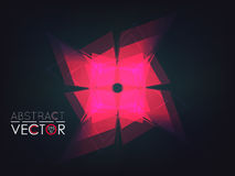 Abstract geometric element. For your project. Abstract background. Vector Illustration Royalty Free Stock Photo