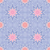 Abstract geometric elements seamless pattern Royalty Free Stock Photography