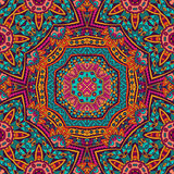 Abstract geometric ethnic  pattern ornament Royalty Free Stock Images