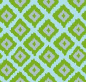 Abstract geometric fabric pattern for your design Royalty Free Stock Photo