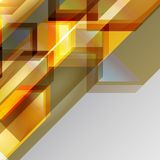 Abstract geometric gems and crystals glowing background with sparks and shining lines. Vector eps 10. Abstract geometric gems and crystals glowing background Royalty Free Stock Photography
