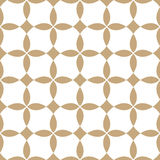 Abstract geometric gold hipster deco art pattern Stock Images