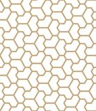 Abstract geometric graphic print seamless vector pattern. Background Stock Illustration