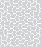 Abstract geometric graphic print seamless vector pattern. Background Royalty Free Illustration