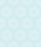 Abstract geometric graphic seamless blue hexagon pattern. Background stock illustration