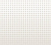 Abstract geometric gray gradient square halftone pattern. Background Stock Image