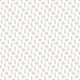 Abstract geometric grid. Black and white minimal graphic design print pattern. Background Stock Photography