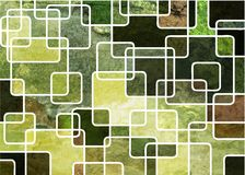 Abstract geometric grunge background Royalty Free Stock Photo