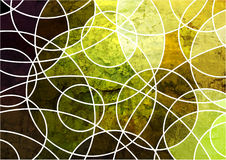 Abstract geometric grunge background royalty free illustration