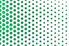 Abstract geometric hexagon pattern, colorful & artistic for graphic design, catalog, textile or texture printing & background. Style of mosaic or tile. Vector Royalty Free Stock Image