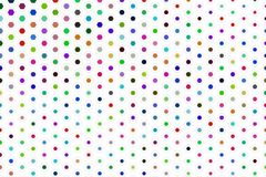 Abstract geometric hexagon pattern, colorful & artistic for graphic design, catalog, textile or texture printing & background. Style of mosaic or tile. Vector Royalty Free Stock Photography