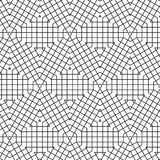 Abstract Geometric Cube Triangle  Lines Grid Mesh Vector Seamless Pattern Background Illustration. Abstract  Geometric Hexagonal Cube Lines Triangle Grid Mesh Stock Images
