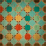 Abstract geometric hipster background Stock Image
