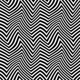 Abstract geometric lines graphic design chevron pattern. Background stock illustration
