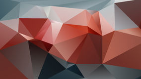 Abstract geometric  Low Poly Background Stock Image