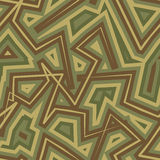 Abstract Geometric Military camouflage background. Protective se Stock Photo