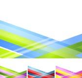 Abstract geometric minimal background Stock Photo