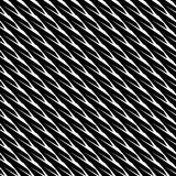 Abstract geometric monochrome, minimal artistic pattern. Seamles Stock Photos