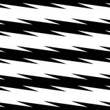 Abstract geometric monochrome, minimal artistic pattern. Seamles Royalty Free Stock Photo