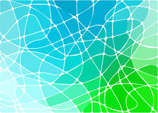 Abstract geometric mosaic background Royalty Free Stock Photography