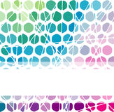 Abstract geometric mosaic background. Stock Photos