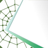 Abstract geometric mosaic background. Royalty Free Stock Photography