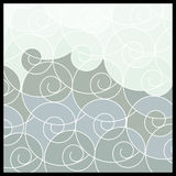 Abstract Geometric Mosaic Background Royalty Free Stock Images