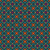 Abstract geometric mosaic . Royalty Free Stock Photos