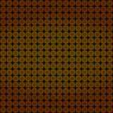 Abstract geometric orange background for design. Colorful artwork Stock Photography