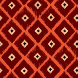 Abstract geometric orange vector background. Royalty Free Stock Photos