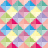 Abstract geometric pattern. Yellow cute pastel Royalty Free Stock Image