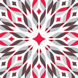 Abstract geometric pattern Stock Photo