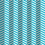 Abstract geometric pattern with alternating zigzag oblique lines Stock Images