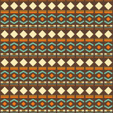 Abstract geometric pattern background. coffee time colors theme. Stock Photo