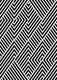Seamless grid lines. Simple minimalistic pattern. stock illustration