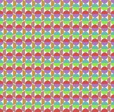 Abstract geometric pattern for background - vector EPS 10.  stock illustration