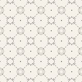 Seamless abstract pattern. Repeating geometry Stock Images