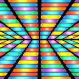 Abstract geometric pattern Stock Photos