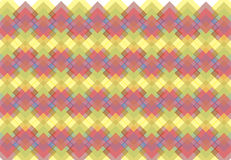 Abstract geometric pattern. 2d design of abstract geometric pattern Royalty Free Stock Photo