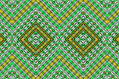 Abstract Geometric Pattern Royalty Free Stock Photo