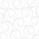 Abstract geometric pattern dots around . Repeating Royalty Free Stock Photography