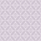 Abstract geometric pattern in grayish purple color. Seamless geometric background. Vector Royalty Free Stock Photo