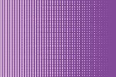 Abstract geometric pattern. Halftone background with lines.  Purple color. Vector illustration. Abstract geometric pattern. Halftone background with lines Royalty Free Stock Image