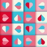 Abstract geometric pattern Stock Image