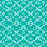 Abstract geometric pattern with lines. A seamless vector background. Blue texture Royalty Free Stock Image