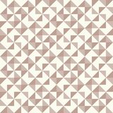 Abstract geometric pattern, patchwork quilting. Regular geometric pattern inspired by traditional patchwork duvet quilting. Only 3 colors - easy to recolor Stock Photos