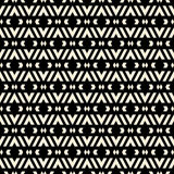Abstract geometric pattern. Royalty Free Stock Photo