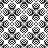 Abstract geometric pattern. Seamless line  ornamental background Royalty Free Stock Photo