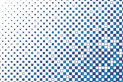 Abstract geometric pattern with small squares. Design element forposters, cards, wallpapers, backdrops, panels,  covers, brochures. Abstract geometric pattern Royalty Free Stock Photography